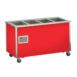 Vollrath 36140 60 Signature Server Hot Food Station W stainless Steel Counter