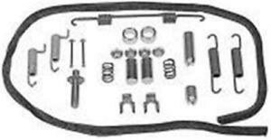 Ford 600 601 800 801 2000 4000 4cyl 1955 1964 Tractor Brake Repair Kit Nca2250