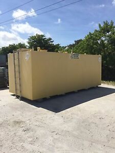 6000 Gallon Diesel Tank Containment Solutions Secondary Containment Above Groun