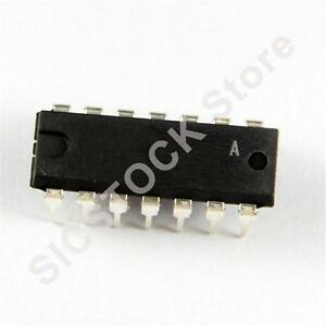 1pcs Dg307aak 883 Ic Switch Cmos 14dip Dg307aak 307 Dg307