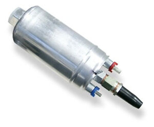 Electric Fuel Pump Bosch 0580254044 Inline Fuel Pump With An Fittings New
