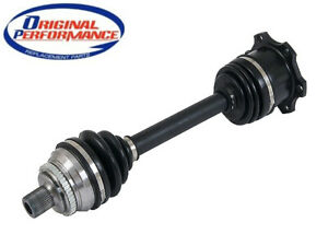 Audi 90 1993 1995 W A T Front Left Cabriolet 94 98 Cv Axle Shaft 2409n 40704059