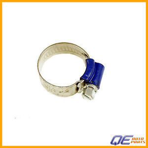 Hose Clamp Set Of 10 19 28mm 12mm Wide Aba 943473