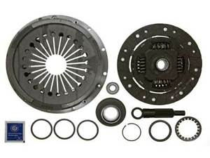 For Porsche 924 944 L4 Clutch Kit Spring Hub Disc Sachs 15043014355 94411691101