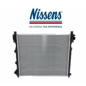 Radiator Nissens Pcc000320 For Land Rover Freelander 2002 2005 1 8l 2 5l