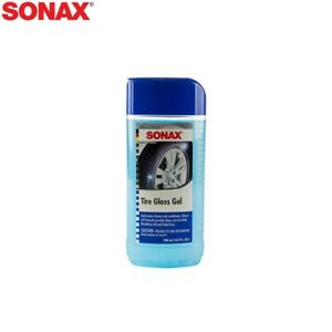 Tire Dressing Sonax Tire Gloss Gel 500 Ml Bottle For Bmw Mercedes Benz Mini