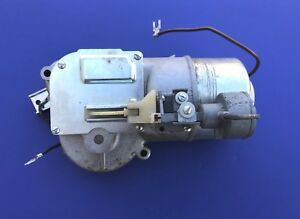 57 Chevy Electric Wiper Motor Original Rebuilt With Window Washer Unit