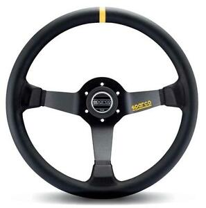 Sparco Leather R 325 Steering Wheel 015r325cln