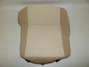 New Oem 2006 2008 Ford Explorer Mountaineer Seat Cushion Cover Trim Cloth Beige