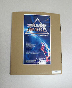Sharp Image Cephalometric 8x10 Ceph Cassette Tg4 Screens For Dental X ray Film