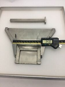 Miscellaneous Robot Part Jig Loader Arm Feed Silicon Wafer End Strasbaugh Tool 1