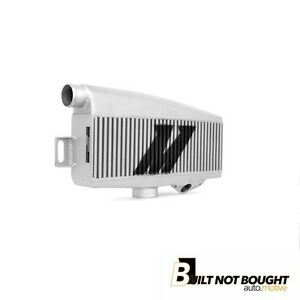 Mishimoto Wrx sti Top Mount Intercooler Kit 02 07 Silver Tmic W Red Silicone