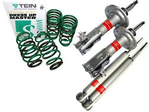 Tein S Tech Lowering Springs Truhart Shocks Set For 07 11 Civic Si Sedan Fa5