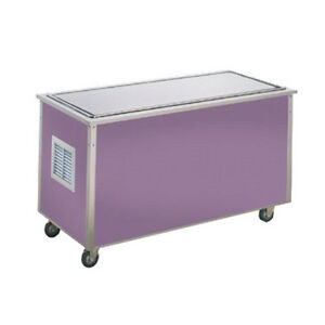 Vollrath 37013 Signature Server 60 Frost Top W Stainless Steel Countertop