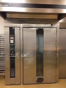 Baxter Ov210g m2b Double Rack Electric Oven 3 Phase Corporately Maintained