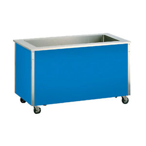 Vollrath 37075 Signature Server 74 Stainless Steel Counter W Cold Food Station