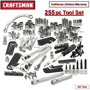 Craftsman Tools 255 Pc Tool Set W Specialty Wrench 220 230 311 320 323