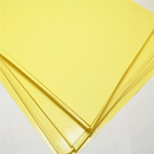 50 Sheets Thermal Heat Transfer Paper Film Etch Pcb Circuit Board Diy Iron on
