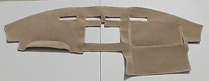 2006 2010 Ford Explorer Dash Cover Mat Dashboard Pad Tan