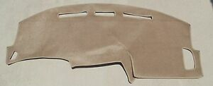 1997 2001 Ford Expedition Dash Cover Mat Dashboard Cover Dash Mat Tan Sandstone