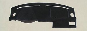 1996 2000 Honda Civic Dash Cover Mat Dashboard Pad Black