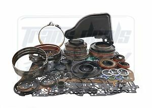 4t65e Buick Gm Chevy Transmission Overhaul Rebuild Deluxe Kit 2003 On