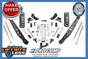 Pro Comp K4209b 6 Stage Ii Suspension Liftkit For 2017 2018 Ford F 250 f 350 Sd