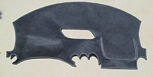 1993 1996 Pontiac Firebird Trans Am Dash Cover Mat Dark Gray Grey Dk Charcoal