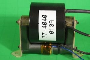Pulse Transformer For High Power Discharge Lamp 77 4040