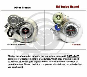 Toyota Supra 7mgte Ct26 Turbocharger Oem Replacement Turbo