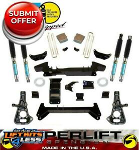 Superlift 6 Lift Kit 4x4 For 1999 2010 Chevrolet Gmc Avalanche 2500