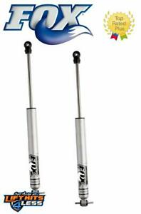 Fox 2 0 Ifp Shocks Fr Fits 2 3 5 Lift Kits For 1993 1998 Jeep Grand Cherokee Zj