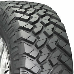 4 New 33 12 50 22 Nitto Trail Grappler Mt 12 50r R22 Tires 28951