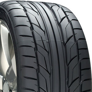2 New 235 45 17 Nitto Nt 555 G2 45r R17 Tires 34457