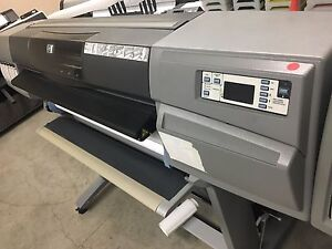 Hp Designjet Printer 5500ps 42inch Large Format Printer Q1251a Uv Inks