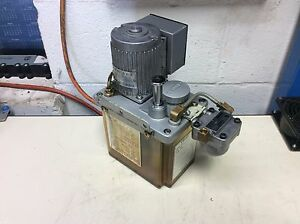 Showa Automatic Lubrication System Ymas 6 Part 15 220v W Lf01 Filter Used
