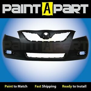 2007 2008 2009 toyota Camry le Xle Front Bumper Cover premium Painted