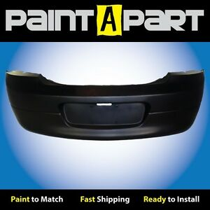 2002 2003 2004 Dodge Intrepid Rear Bumper Cover Premium Painted