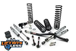 Jks Jspec100k 3 5 Suspension Lift Kit For 2007 2018 Jeep Wrangler Jk 4 Door