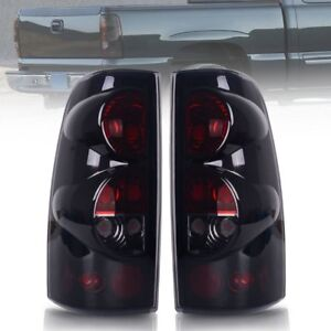 Tail Lights For 1999 2006 Chevy Silverado 1999 2003 Gmc Sierra Brake Rear Lamps