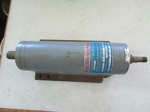 Used Setco Precision Spindle Model Spl 5 000 Rpm Type 4202y D 35