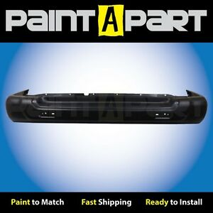 Fits 2000 Nissan Pathfinder W O Tire Holder Rear Bumper Premium Painted