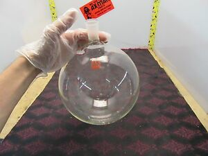 Aldrich Round Flask Lab Glass 2 ii 5 5