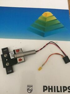 Philips 4522 161 97166 Collimator Laser With 4522 106 03472 Laser Led And Cable