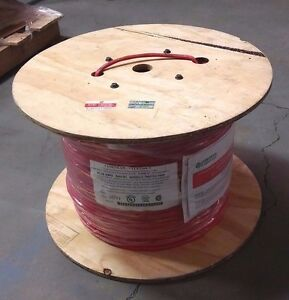 Comtran 35777 2 Hr Fire Rate Classified Fire resistive Cable 2c 16 Awg 1000 Ft