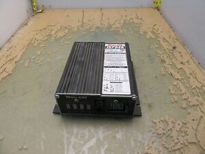 Whelen Isp94a Intelligent Strobe Power Supply 2 l 15 5