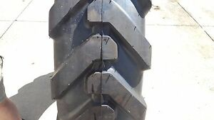 New 13 00 24 16pr Tractor Tires Tubes 2 Tires 2 Liners Free Tube