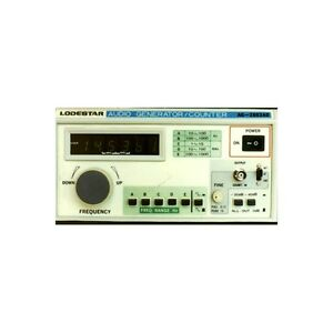 Audio Rf Signal Generator Frequency Counter 10hz 1 Mhz Lodestar Ag 2603ad