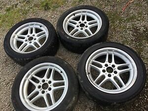 Bmw E38 18 Sport M parallel Wheels Rims 740il 740i 750il 728il 728i 740d 740