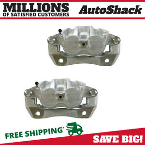Front Brake Caliper Pair For 2007 2012 Rdx 2007 2011 Cr v 2005 2010 Odyssey